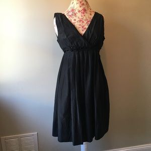Gap Maternity cocktail dress.